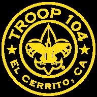 Troop 104 El Cerrito